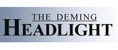 THE DEMING HEADLIGHT