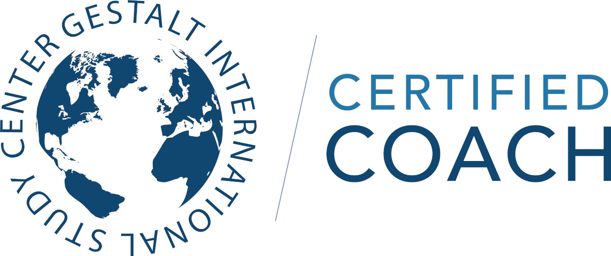 Gestalt International Study Center certification badge